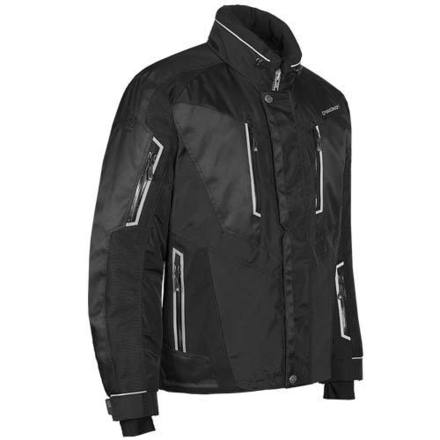Adventurer Mens Nylon Jacket Black picture