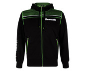 Felpa Sports con cappuccio Full Zip S