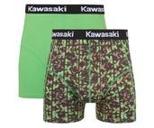 Set boxer Kawasaki Camo L