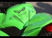 Protezione Serbatoio Ninja 250R