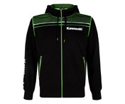 Felpa Sports con cappuccio Full Zip L