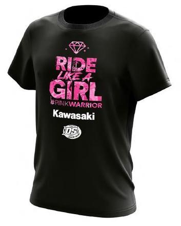 Maglietta Ana Carrasco Ride Like a Girl S figura