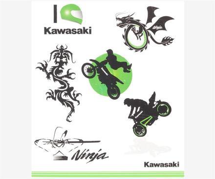 Set Tattoo Bambini figura