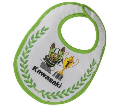 Bavaglino Kawasaki figura