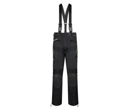 Pantaloni Tourer Kawasaki Highline in tessuto XS figura