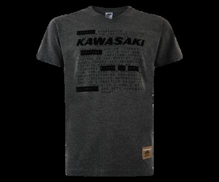 T-SHIRT KAWASAKI  M figura