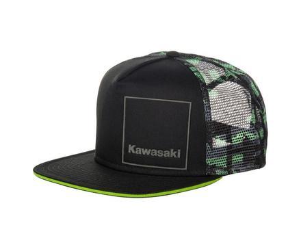Cappellino Kawasaki Camo figura