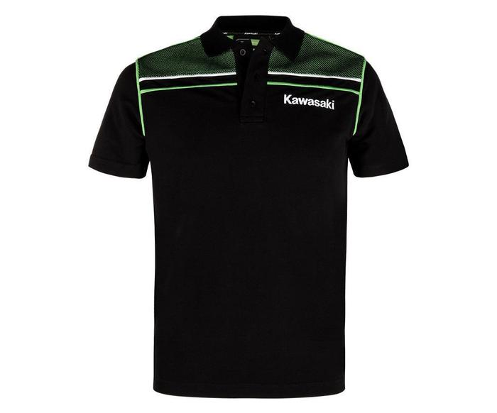 finest selection 72912 309e6 Uomo, Magliette, Polo Sports | Kawasaki Store