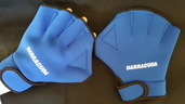 Neoprene Swim Gloves - Large