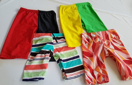 MEN'S JAMMER PRINT SIZE 22 picture