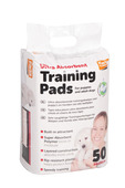 Ultra Absorbent Training Pads - 50pk