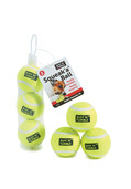 squeaky tennis ball (3 PK)