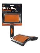 Slick 'r' Dog Large Orange/Black