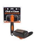 Click 'n' Clean Small Orange/Black