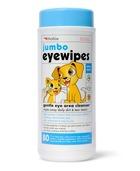 Jumbo Eye Wipes - 80pk