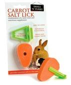 Salt Carrot Lick with Holder