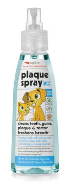 Petkin Plaque & Fresh Breath Spray Mint picture
