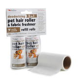 Refill 2 Pack Pet Hair Roller - Vanilla - 60ct
