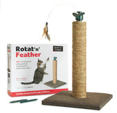Rotat 'n' Feather