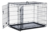 Dog Crate Extra - Large Black