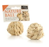 Nature Ball With Bell