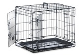 Dog Crate - Small Black