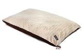 Plush Fur Chocolate Suede Mattress XLarge 100x150cm