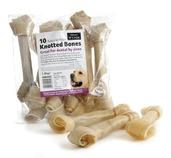 Hide Knotted Bones - 10 pcs
