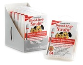 Pet Blood Stop Swabs