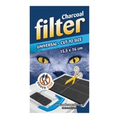 Universal Hooded Cat Loo Filter Cut To Fit