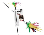 Feath 'r' Stick Dangling Cat Toy