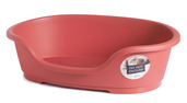 Pet Bed 95cm - Stone Red