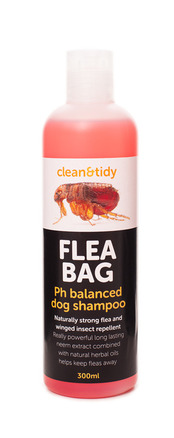 Flea Bag Shampoo 300ml picture