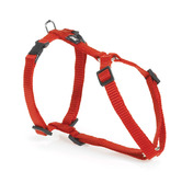 Adjustable Harness Ex Small Red 10mm 25-40cm