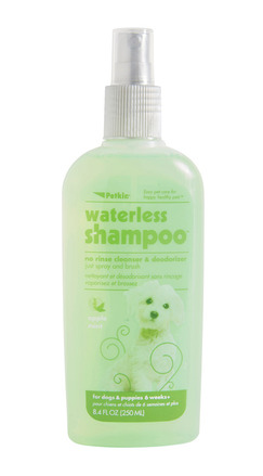 Waterless Shampoo - Apple picture