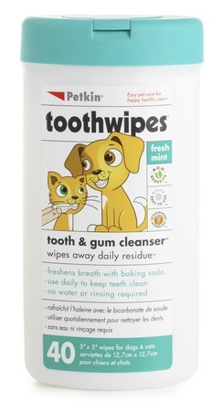 Tooth wipes - 40ct picture