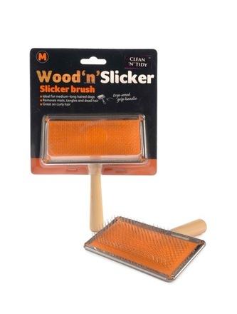 Wood 'n' Slicker Medium Orange/Black picture