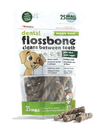 Dental Flossbone Small - 25ct 173g picture
