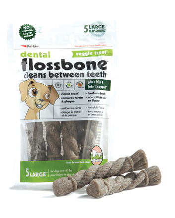 Dental Flossbone Large - 5ct 192g picture