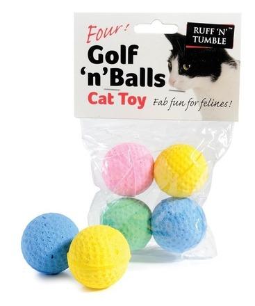 Golf 'n' Balls 4 pcs picture