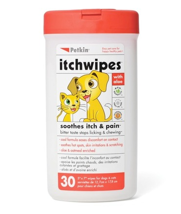 Itch Wipes - 30ct picture