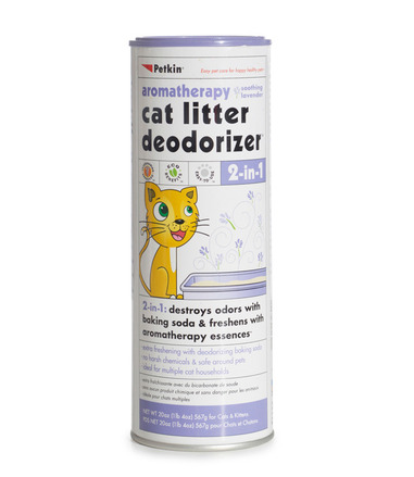 Cat litter Deodoriser Aromatherapy Lavender 567g picture