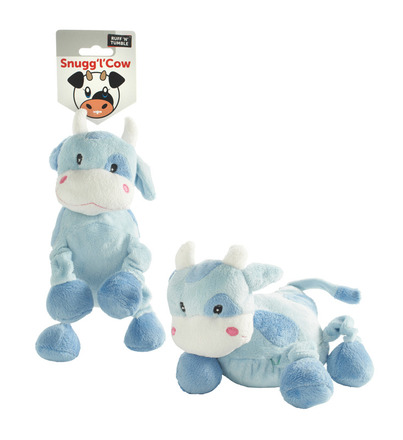 Snugg 'l' Cow - Blue picture