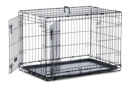 Dog Crate - Large Black picture
