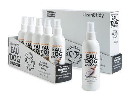 Eau De Cologne Spray For Dogs  - Talcum picture