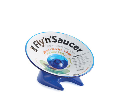 """Flying Saucer Wheel 6.5"""" picture"""