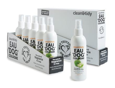 Eau De Cologne Spray For Dogs - Apple picture