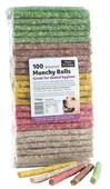 Munchy Rolls - Assorted - 100pcs