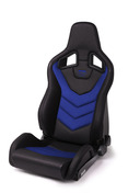 Sportster GT Blue Suede LH