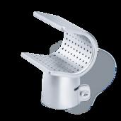 Sieve Reflector Nozzle
